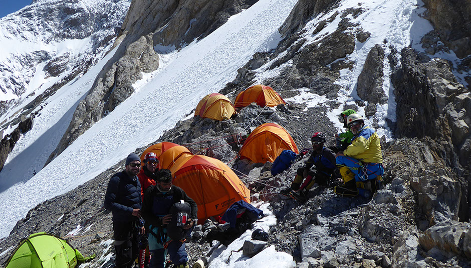 Expedition zum Broad Peak